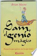 libro Sam, El Genio Magico