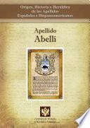 libro Apellido Abellán