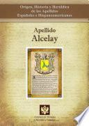 libro Apellido Alcelay