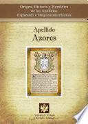 libro Apellido Azores
