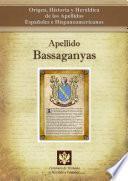 libro Apellido Bassaganyas