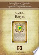 libro Apellido Borjas
