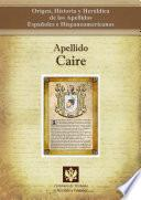 Apellido Caire