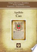 libro Apellido Cao