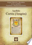 libro Apellido Cortés (aragón)