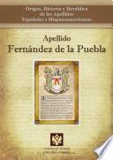 libro Apellido Fernández De La Puebla