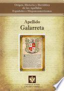 libro Apellido Galarreta
