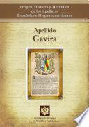 libro Apellido Gavira