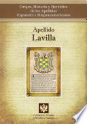 libro Apellido Lavilla