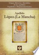 libro Apellido López.(la Mancha)