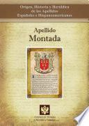 libro Apellido Montada