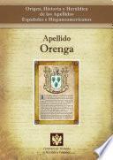 libro Apellido Orenga