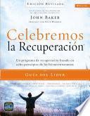 libro Celebremos La Recuperación Guía Del Líder   Edición Revisada