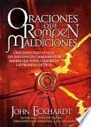 libro Oraciones Que Rompen Maldiciones / Prayers That Break Curses