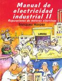 libro Manual De Electricidad Industrial Ii