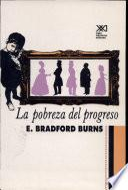 libro La Pobreza Del Progreso