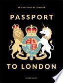 libro Passport To London (fixed Layout)