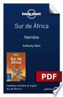 libro Sur De África 3. Namibia